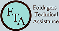 Foldagers Technical Assistance Logo
